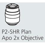 Nikon Objective P2-SHR Plan Apo 2x N.A. 0.3