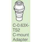 Adaptateur appareil-photo Nikon C-0.63x-Ts2 C Mount Adapter
