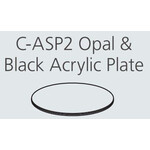 Nikon C-ASP2 black/white  Acrylic Plate 180 mm