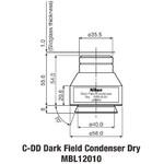 Nikon Darkfield Condenser Dry