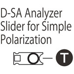 Nikon D-SA Analyzer Slider for Simple Polarization