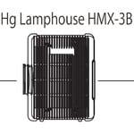 Nikon LH-M100C-1 Lamp Housing HMX-3B 100W