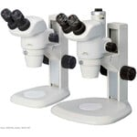 Nikon Stereo zoom microscope SMZ745T, trino, 0.67x-5x,45°, FN22, W.D.115mm, Durchlicht, LED