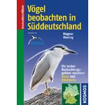 Kosmos Verlag Vögel beobachten in Süddeutschland