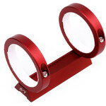 William Optics Anéis de fixação de telescópio guia 50mm