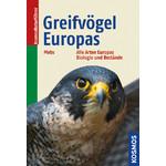 Kosmos Verlag Ptaki drapieżne Europy