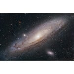 Andromeda (M31) taken by Jerry Huang with William Optics Fluorostar 132