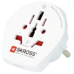 Skross Trasformatore Reiseadapter World to Europe