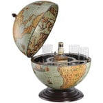 Globe de bar Zoffoli Nettuno Laguna 40cm