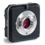 "Kern Mikroskop OZM544C825, trino, 7-45x, HWF 10x23, Auf-Durchlicht, LED 3W, Kamera, CMOS, 5MP, 1/2.5"", USB 2.0"