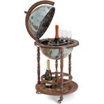 Globe de bar Zoffoli Giunone Blue Ocean 40cm