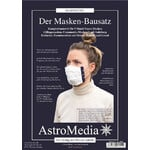 AstroMedia Face mask kit for 5 pieces