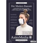 AstroMedia Mascarilla para boca y nariz, kit de montaje para 5 unidades