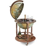 Globe de bar Zoffoli Calipso Laguna 50cm