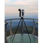 Esempio di utilizzo (il telescopio non è incluso nella spedizione)