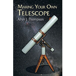 Dover Livro Making Your Own Telescope