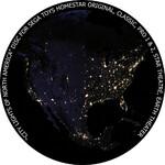 Redmark Dia für das Sega Homestar Planetarium Amerika