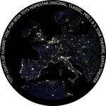 Redmark Dia für das Sega Homestar Planetarium Europa