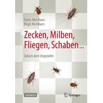 Springer Buch Zecken, Milben, Fliegen, Schaben ...
