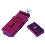 Artesky Camera houder Prismenschiene mit Schnellwechselplatte