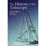 Dover Livro The History of the Telescope
