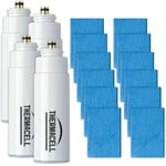 Thermacell Anti-moustiques - pack recharges 48 heures