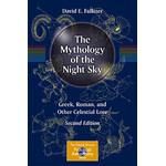 Livre Springer The Mythology of the Night Sky