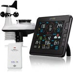 Explore Scientific Wireless weather station Profi W-Lan Center 7in1