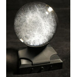 Sphere with optional LED base plate and stand