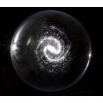 CinkS labs La Via Lattea in una sfera di cristallo