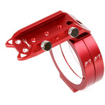 Colliers William Optics Mounting Ring and CAT Handle Bar Kit for ZenithStar 61 version I
