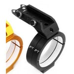 William Optics Anelli di sostegno Mounting Ring and CAT Handle Bar Kit for ZenithStar 61 version I