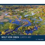 Palazzi Verlag Calendar Welt von oben 2021