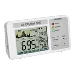TFA AIRCO2NTROL 5000 CO2 monitor with data logger