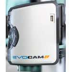 "Vision Engineering Microscopio EVO Cam II, ECO2503, 30x optical 12x digital zoom, 360°/34°, Ergo, LED illumination, HDMI, USB3, 24"" Full HD"