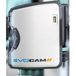 "Vision Engineering Microscopio EVO Cam II, ECO2503, 360°/34°, ergo, LED light, HDMI, USB3, 24"" Full HD"