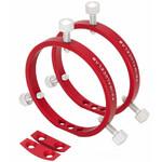 PrimaLuceLab Abrazaderas para telescopios guía PLUS 80mm