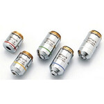 Olympus Obiettivo MPLN100X-1-7, M Plan, Achro, Auf-Durchlicht, 100x/0.9 wd 0.21mm