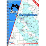 Astrobook Atlas des Constellations Tome 1 : Ciel Boréal