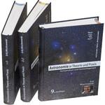 Wischnewski-Verlag Buch Astronomie in Theorie und Praxis in 3 Bänden
