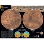 National Geographic Poster Mars