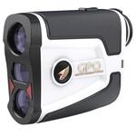 GPO Entfernungsmesser Golf Laser Rangefinder Flagmaster 1800 weiß