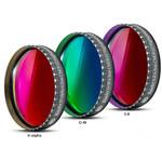 "Baader Filtro 6.5nm f/2 Highspeed-Filtersatz 2"" – CMOS-optimiert (H-alpha / O-III / S-II)"