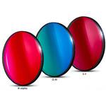 Baader Filtro 6.5nm f/2 Highspeed-Filtersatz 50,4mm – CMOS-optimiert (H-alpha / O-III / S-II)