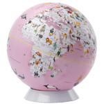 emform Globe Wildlife World Pink 25cm