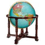 Replogle Floor globe Diplomat Blue 80cm