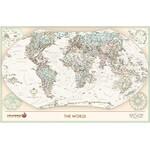 Columbus Mappa del Mondo The World Executive (100x65)