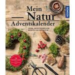 Kosmos Verlag Buch Mein Natur-Adventskalender 2021