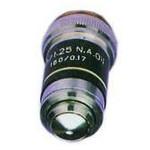 Windaus Objetivo acromático, 100x, para HPM, modelos 200