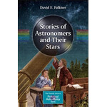 Livre Springer Stories of Astronomers and Their Stars